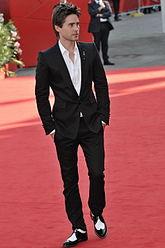 Jared Leto, prince du slim: photo Wickimedia